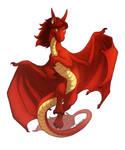 [Gift] Crimson by Scaleeth
