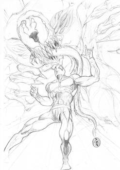 Spiderman Vs Venom-nirwadie