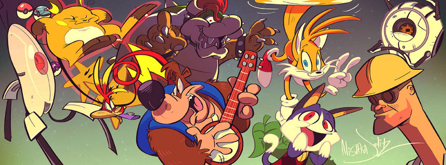 FB Cover by dodgyrommer