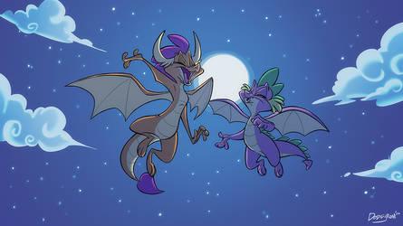 Spike and Smolder Duet