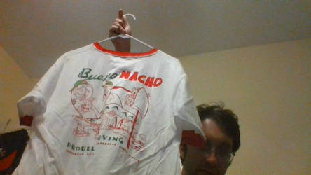 KP Bueno Nacho Shirt (back)