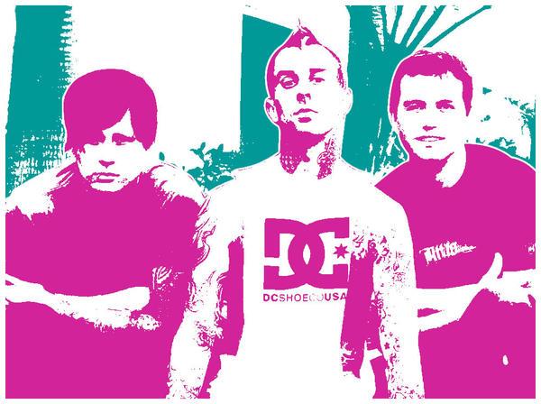Blink 182 - 2 by dureba