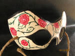Dried Gourd Masquerade Mask