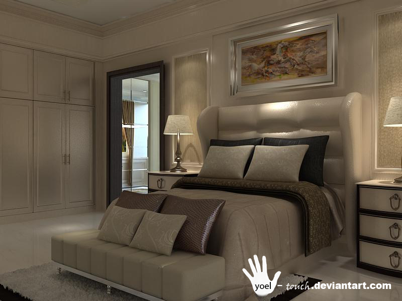 Superieur Classic Master Bedroom View 2 By Yoel Touch ...