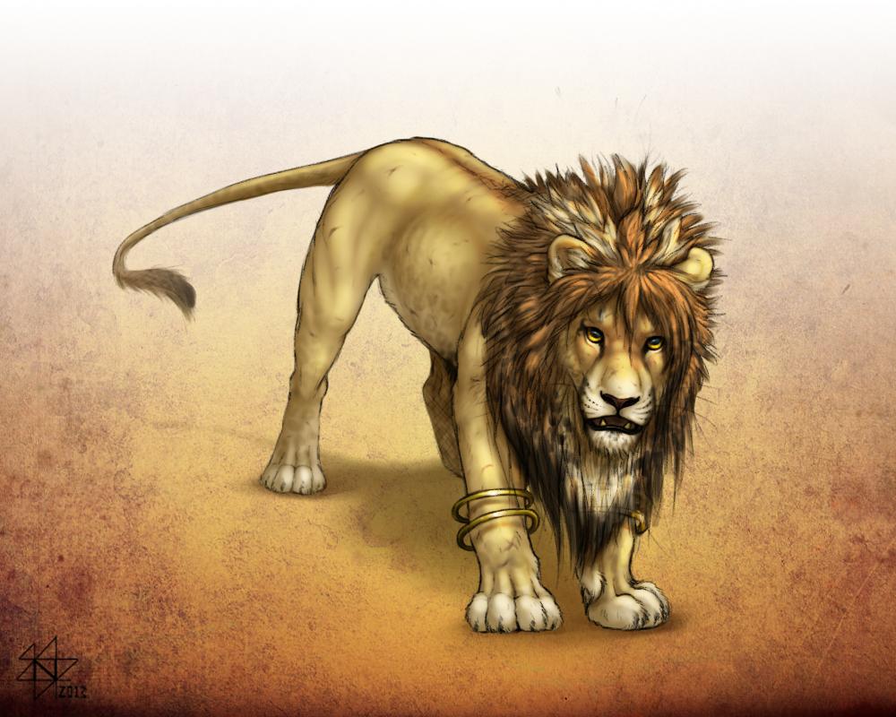 King Absalom by LeoNoy
