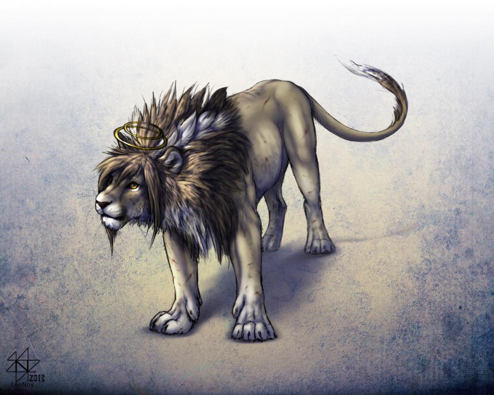King Gabriel by LeoNoy