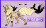 Semi Steampunk Canine Adoptable- CLOSED
