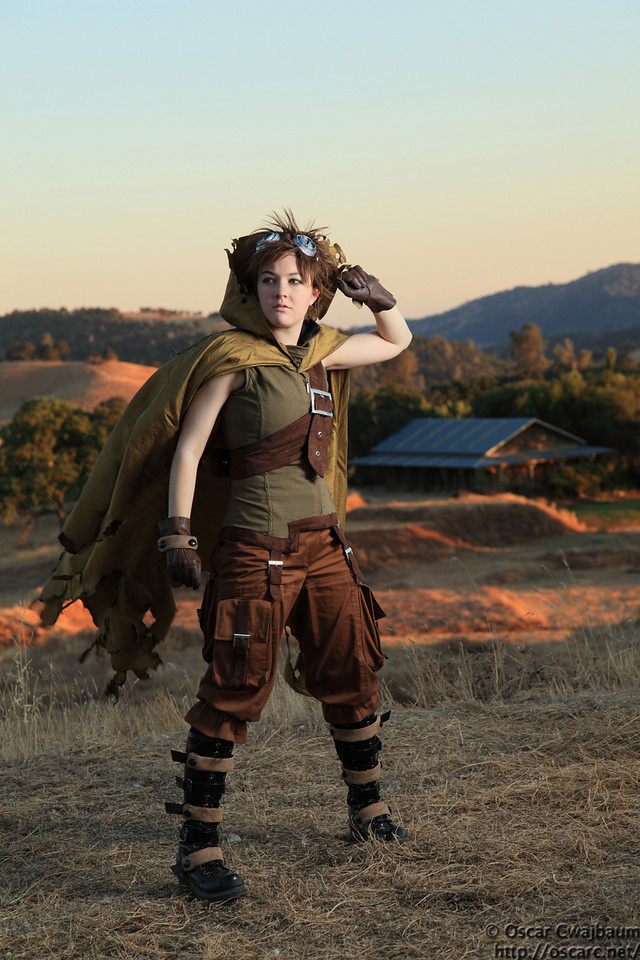 Syaoran: Summer Wind by bekalou-cosplay