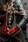 Ciel: Closeup by bekalou-cosplay