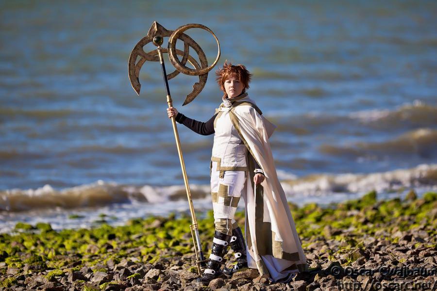 Syaoran: Edge of Memory by bekalou-cosplay