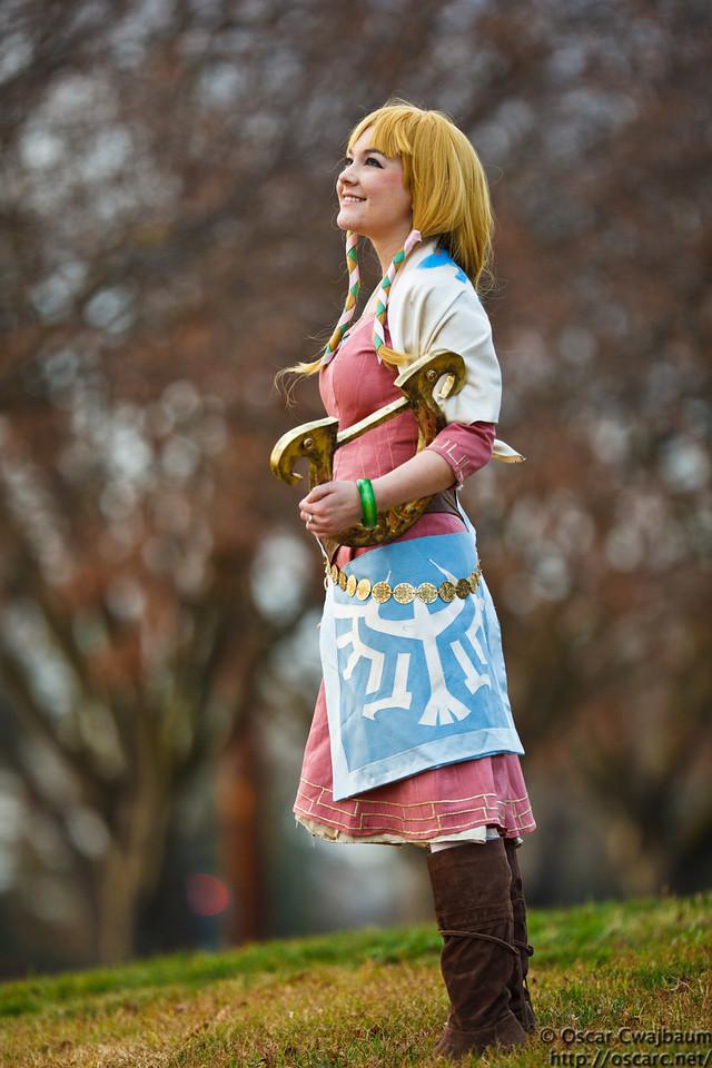 Zelda: Looking Skyward by bekalou-cosplay