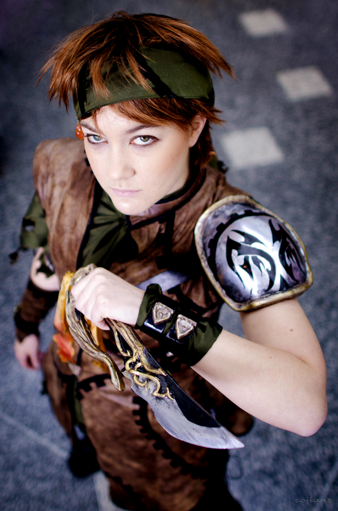 Syaoran: Without Fail by bekalou-cosplay