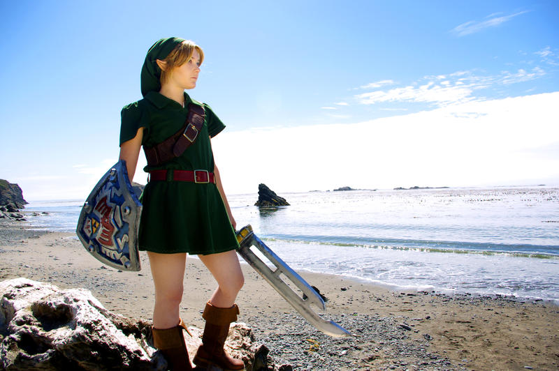Link - The Great Bay by bekalou-cosplay