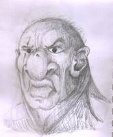 Ugly Face _ 01 by ReSkull