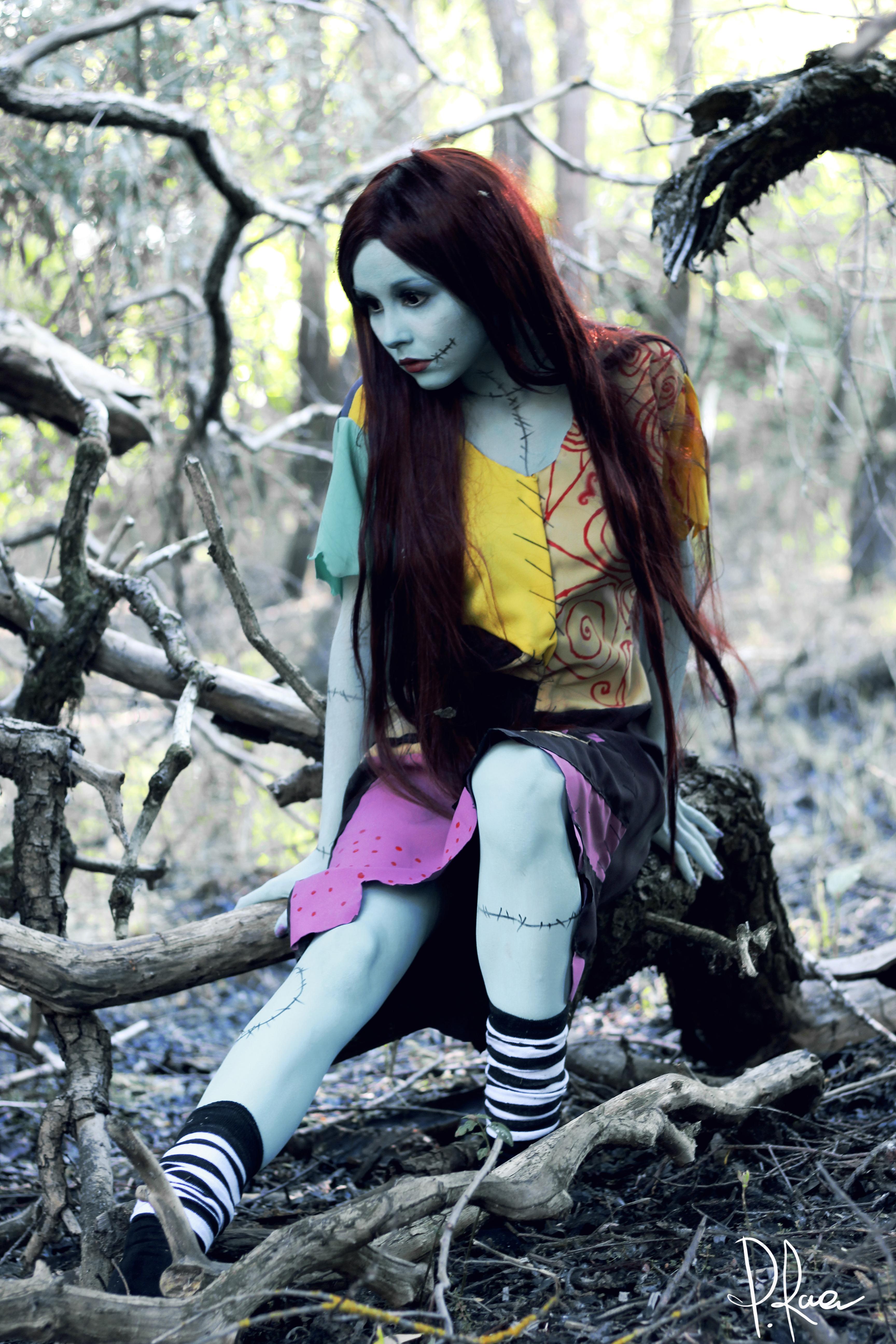 The Nightmare B... Homemade Jack Skellington Costume