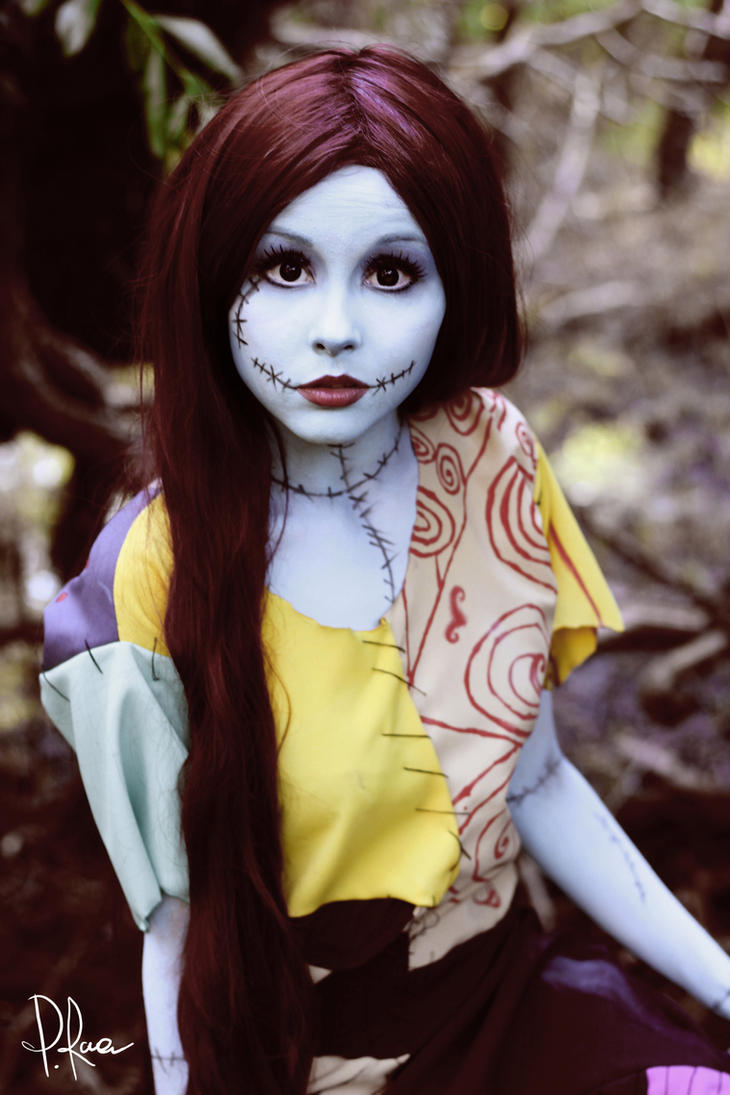 Nightmare Before Christmas Sally Shlachinapolina