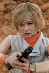 Silent Hill 3 Heather Mason by ShlachinaPolina