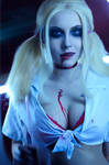 Vampire the masquerade bloodlines-Jeanette Voerman