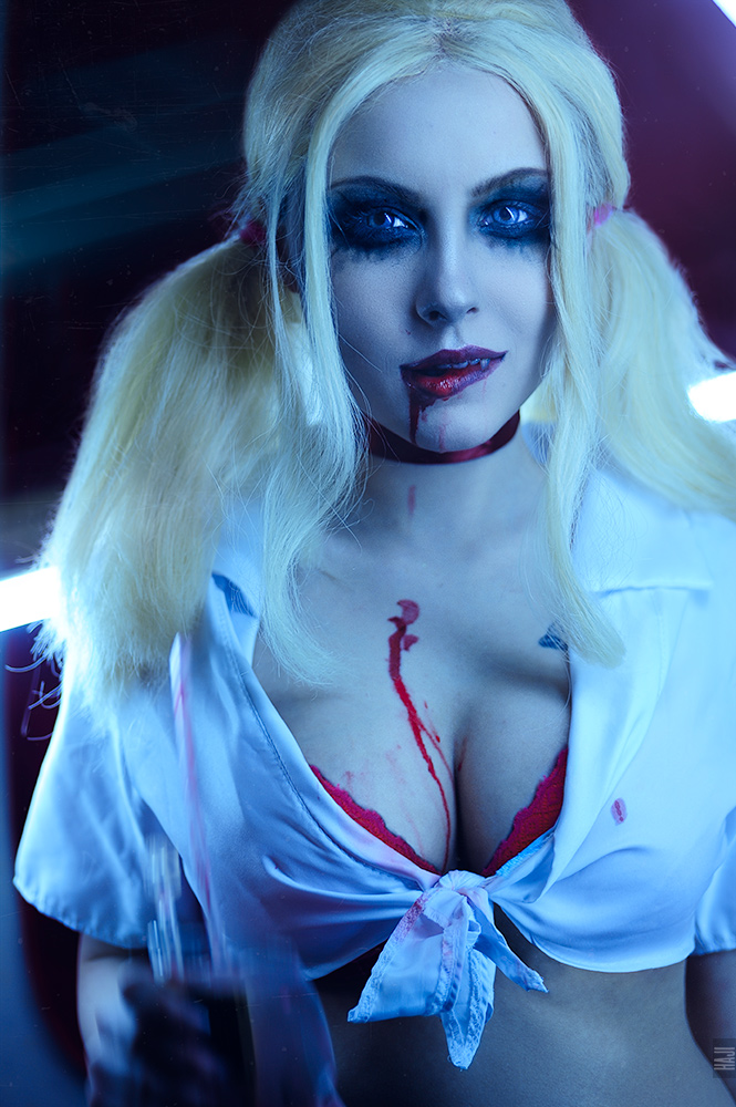 Vampire the masquerade bloodlines-Jeanette Voerman by ShlachinaPolina