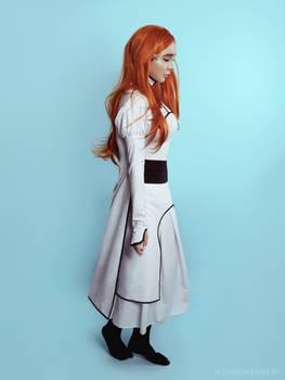 Orihime Inoue Bleach cosplay