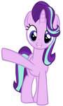 Starlight - smiling and waving