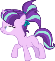 Filly Starlight by FrownFactory