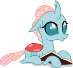 Ocellus with book
