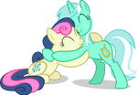 LyraBon Hearts and Hooves Day