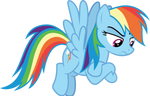 Rainbow disapproves