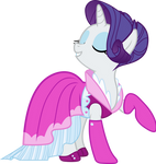 Dressed Horse