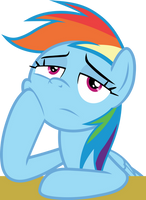 Rainbow Bored by FrownFactory