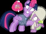 Spike needs an adult