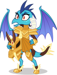 Armored Ember