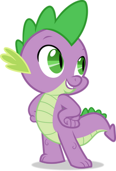 Proud Spike