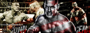 John Cena Cover US - 2015 - WWE