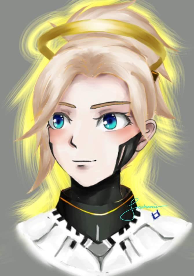 Mercy by ReoAkamine