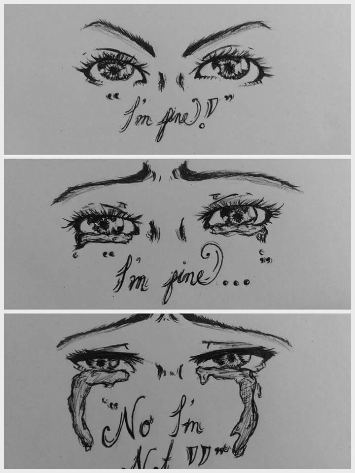I'm Fine. No I'm Not. by ReoAkamine