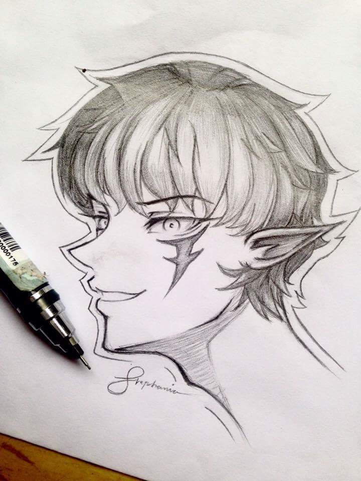New Character by ReoAkamine