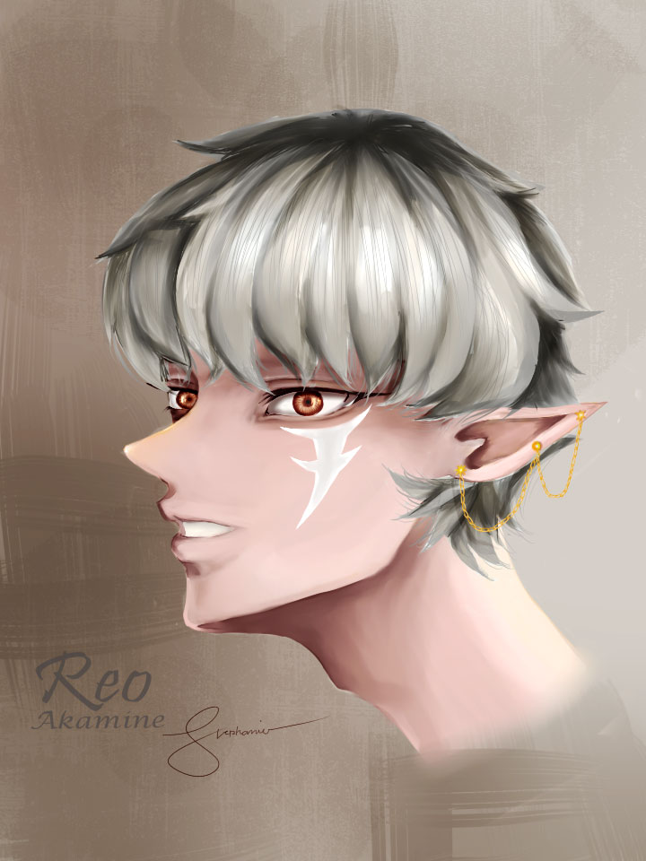 Elf Guy by ReoAkamine
