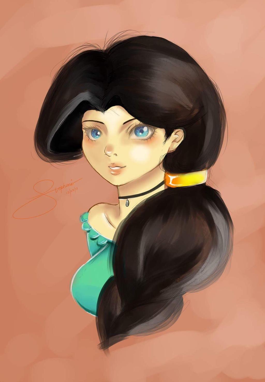 Jasmine ver. 2 (?) by ReoAkamine