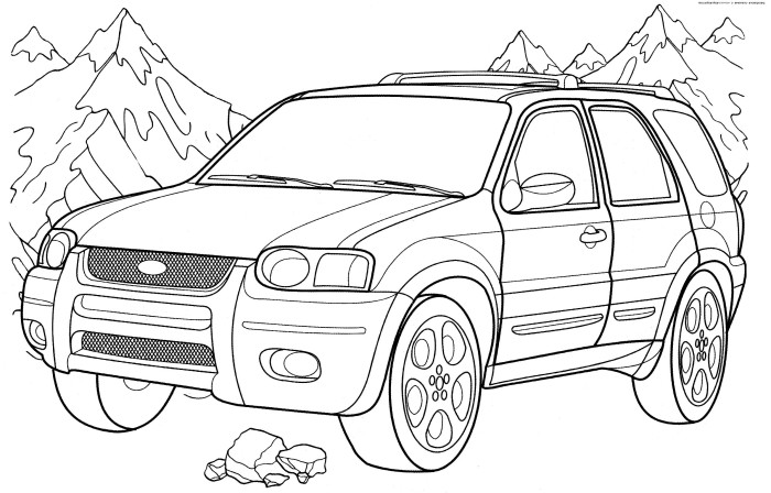 2003 ford escape by jeremyrocks on deviantart