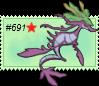 Shiny Dragalge Stamp by Kono-Uchiha-Madara