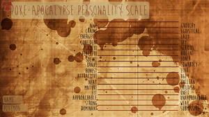 Personality Scale {PA} by KrayaSama