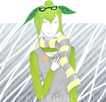Lily - Art Trade by KrayaSama