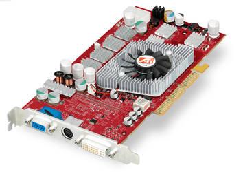 Radeon 9800 Pro by Burkemon