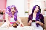 MLP sisters cupcake party II
