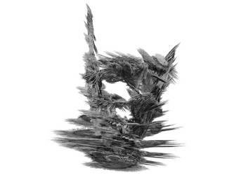 Black And White Blast by commandersozo