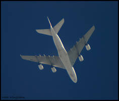 Air France Airbus A380 F-HPJA by Moth-Wingthane
