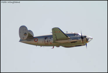 Dassault Flamant (2) by Moth-Wingthane