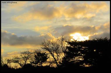 Hidden Sunset by Moth-Wingthane